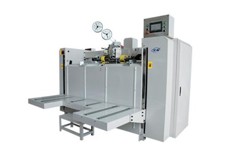 Box Stitching Machine | Natraj Corrugating Machinery Company